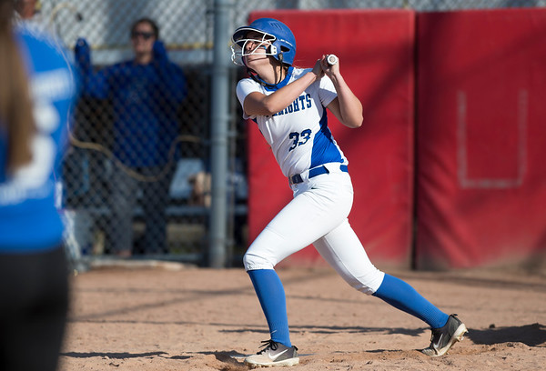 06/03/19 Wesley Bunnell | Staff Southington softball defeated Trumbull in a semifinal Class LL game at DeLuca Field in Stratford on Monday afternoon. Gabriella Verderame-Malachowski (33).