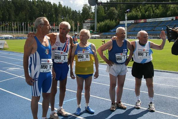 Lahti  - 100m
