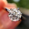 .61ct Old European Cut Diamond Vintage Solitaire, by Tiffany & Co  GIA F VS2 10