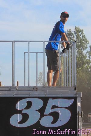 Utica-Rome Speedway-Jann McGaffin-8/13/17