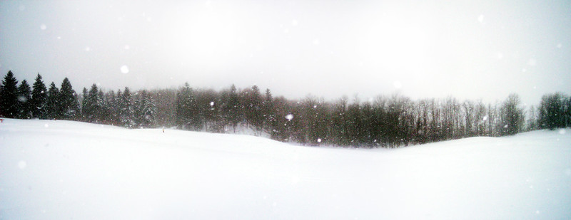 Snowscape Panorama