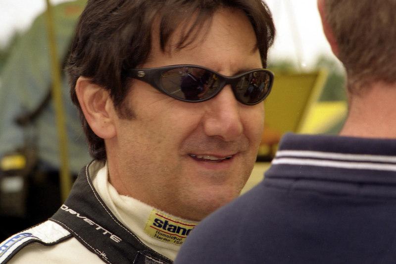 #3 Corvette Racing-Ron Fellows