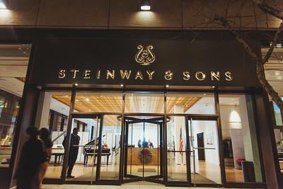 Orpheus NYC- Steinway