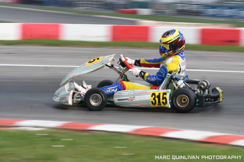 South Garda Karting - 29° Trofeo d'Autunno - Round 1- Alyx Coby