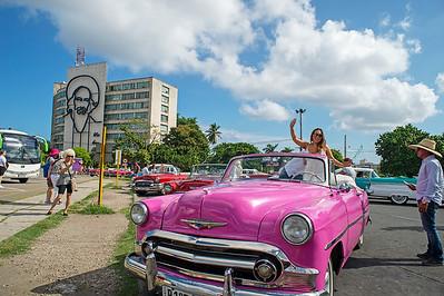 Cuban Taxi's