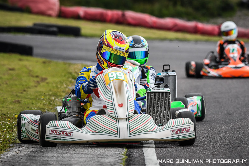 Motorsport Ireland Karting Championship 2019 - Round 5 - Cork - Alyx Coby