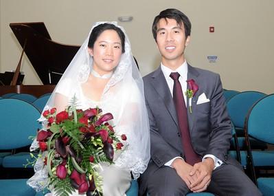 Arcadia wedding