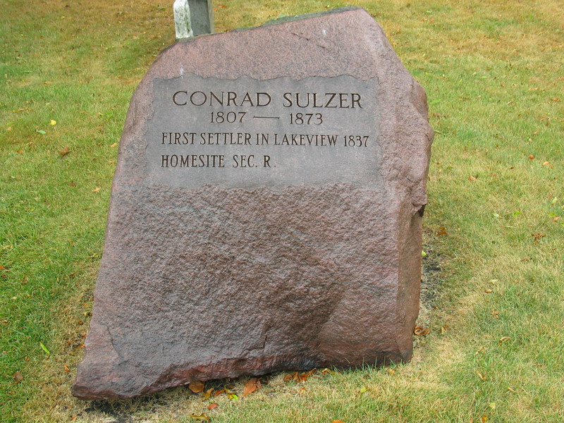 Conrad Sulzer (1807-1873)