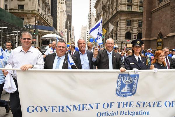 2017 Israel Day Parade
