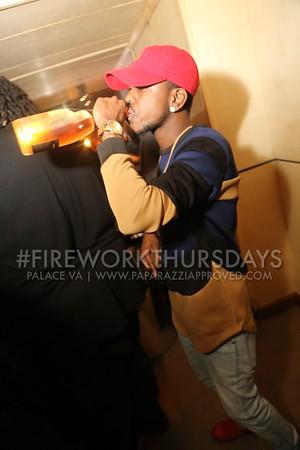 FIREWORK THURSDAYS 12.08.16