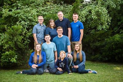 Aleisha Stout Family 2017
