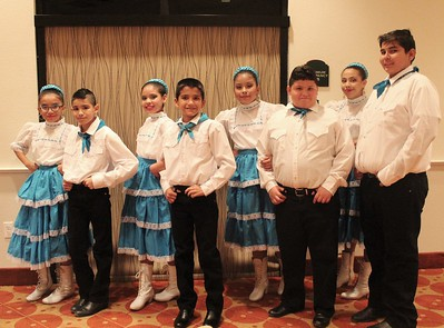 2016 - Entertainment | Ballet Folklorico de Santa Maria