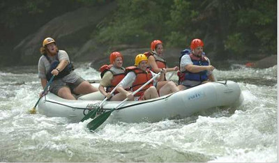 Ocoee River, TN - Rafting