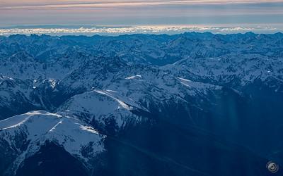 Olympic Peninsula Flight