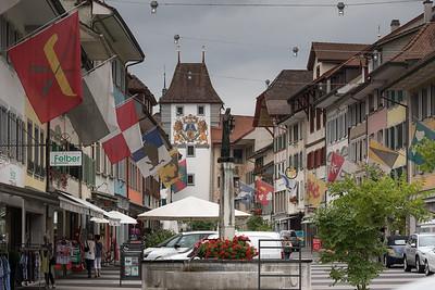 Willisau, Kanton Luzern, Schweiz