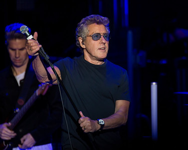 The Who at Hollywood Casino Amp 5/23/19