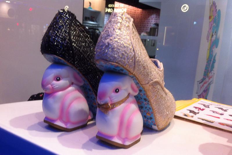 Mesdemoiselles ces chaussures sont pour vous !