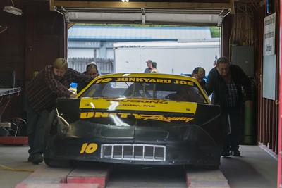 October 1st, #10 Racin' Ralph Nason's Ford returns.