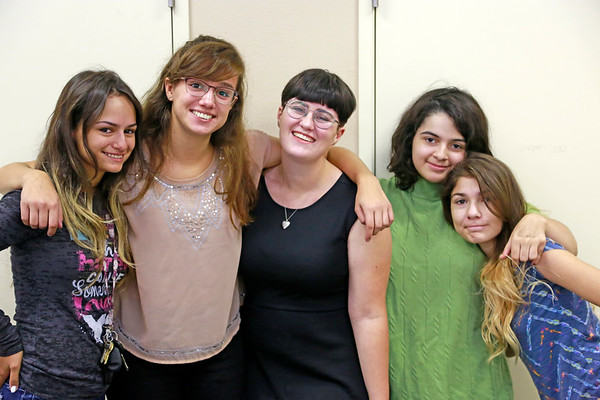 Members of the Youth Group