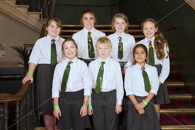 Barnardos Concert 5h November 2013 Royal Albert Hall, Group shots
