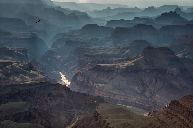 Lipan point, eagle grand canyon