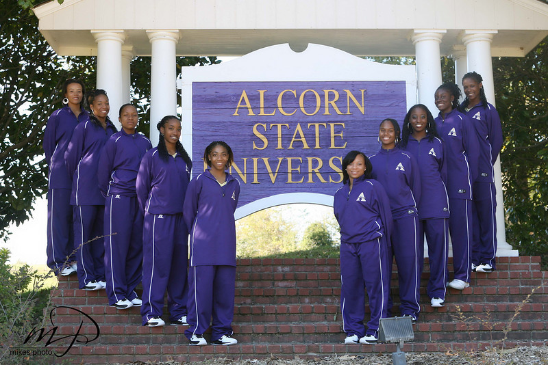 2010-2011 Alcorn State Women Basketball