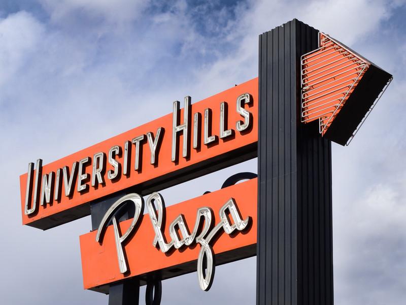 University Hills Plaza