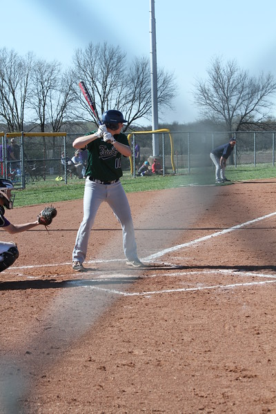 Baseball vs Douglas