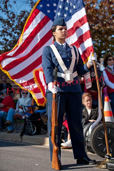 2011 Veteran's Day Parade
