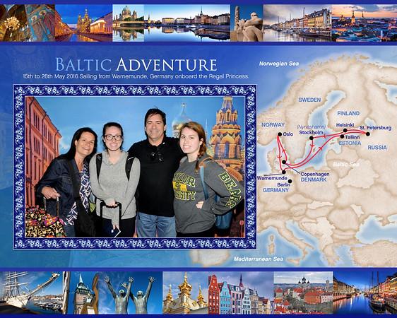 Baltic Cruise 2016