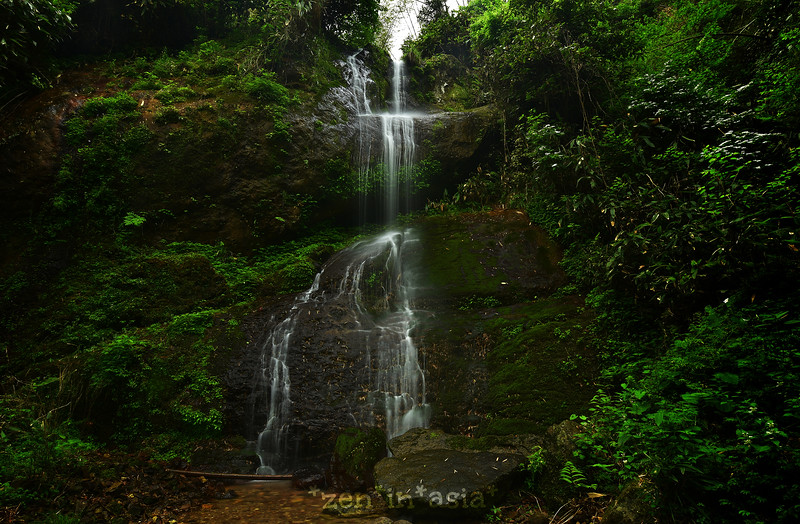 Longyou 龙游 falls
