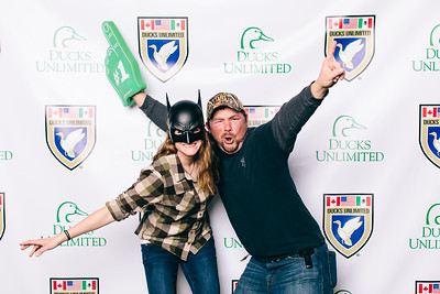 Ducks Unlimited - the photobooth!