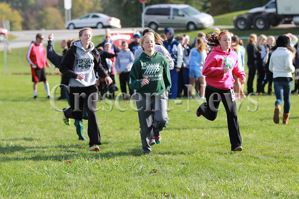 10-11-14 SPORTS GMC Cross Country Championship @ Grover Hill