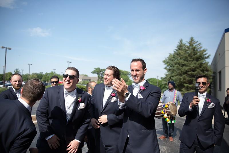 LeCapeWeddings Chicago Photographer - Renu and Ryan - Hilton Oakbrook Hills Indian Wedding -  377.jpg
