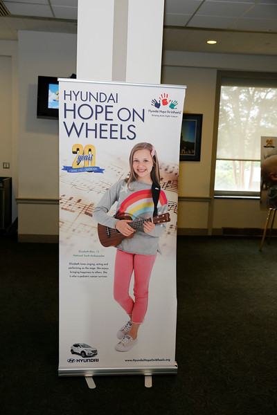 Hyundai Hope on Wheels Capitol Hill Reception