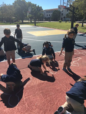 Science Investigation: When do shadows form and why do they form?