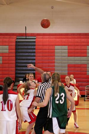 Girls JV Basketball - 2007-2008 - 12/17/2007 Coopersville