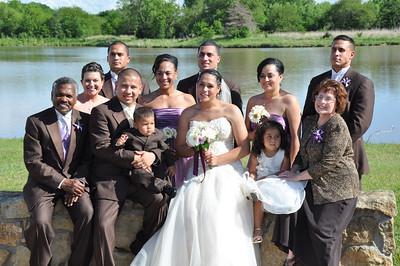 Laci & Tony Chavez Wedding May 16, 2010