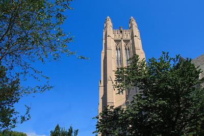 A Visit to Yale University