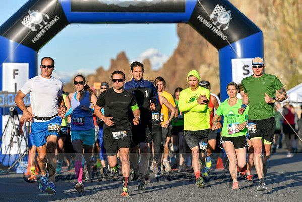Smith Rock Road Half Marathon & 10K 2016