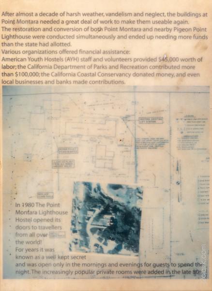 Montara Lighthouse History - Panel 17