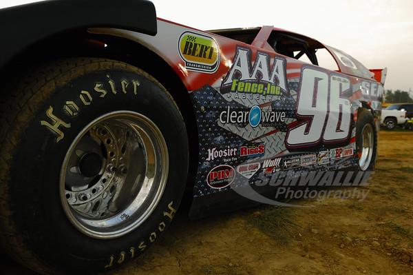 Bluegrass Speedway (KY) 8/26