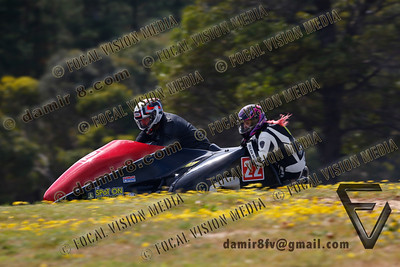 Saturday 3.10.2020 Sidecars