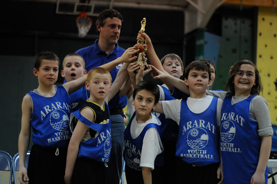 2009-2010 ARARAT Travel Basketball