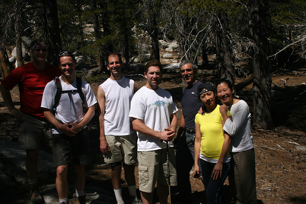 Mt. San Jacinto Hike - April 29, 2007