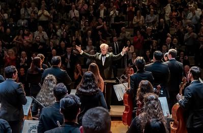 Gerard Schwarz's Debut - Frost Symphony Orchestra