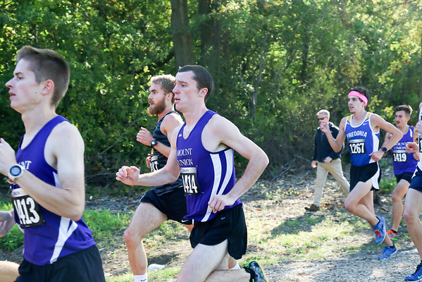 Mount XC at Oberlin 2K16