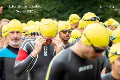 The Oxfordshire Triathlon Series 2021  #3