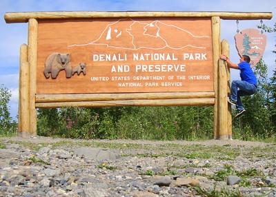 Alaska - the Final Frontier - July 2013