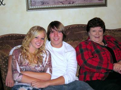 2009/12 - Barbara's Birthday